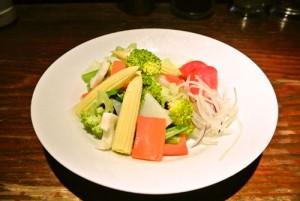 温野菜サラダ500